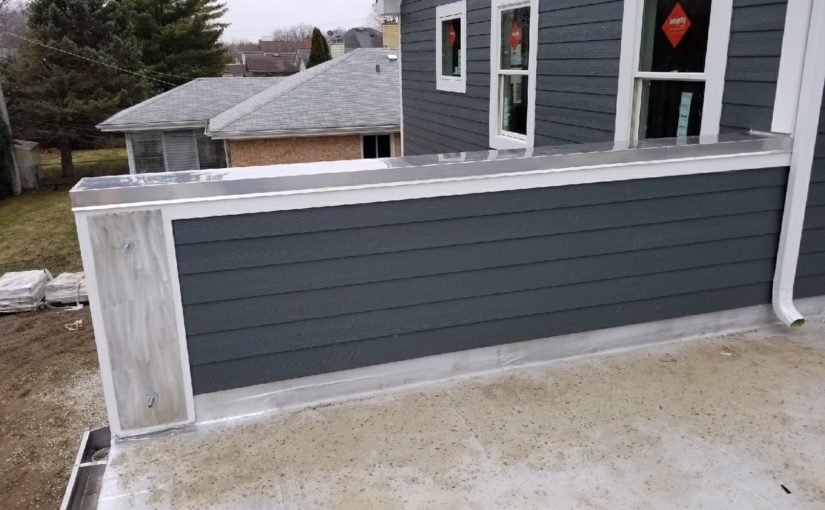 Stainless Coping